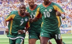 Photos : Fadiga, El Hadji Diouf et Henri Camara au Mondial 2002