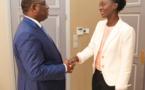 "Rama Yade :""L'AIBD sera un des marqueurs forts du PSE et du septennat de Macky Sall"""
