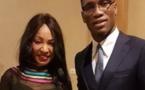 ( 08 Photos ) Viviane en toute complicité avec Drogba lors de la … Regardez les images exclusives.