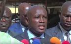 """Vidéo-Aly Ngouille Ndiaye à l'opposition dite significative: """"Nous n'allons pas forcer quelqu'un à  venir aux concertations…"""""""