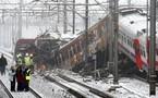 [Vidéo] Collision de trains en Belgique, 20 morts selon la télévision