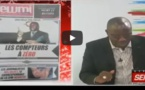 Vidéo: Revue de presse en image Ahmed Aidara du mercredi 13 décembre 2017 SENTV