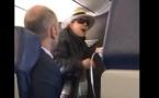 Une femme arrêtée pour avoir menacé de tuer tout le monde à bord d'un avion