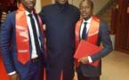 ( 06 Photos ) PARIS : Abdou Mbow et Birane Ndour reçoivent leurs …