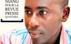 Revue de presse en Wolof de Pape Alé Niang du  vendredi 15 décembre 2017