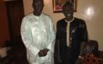 3 photos : Amadou Bâ a présenté ses condoléances à Pape Diouf