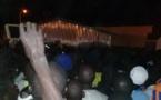 5 photos-Le Mausolée de Serigne Sidy Mokhtar Mbacké, pris d'assaut par les fidèles mourides
