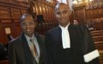 Cheikh Niasse, le fils de Sidy Lamine Niasse reçu ce jeudi au barreau de Paris (Photos)