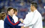 "VIDEO - Cristiano Ronaldo traite Messi de ""mauvais"" dans le tunnel de Bernabéu !"