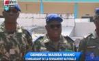 Le Général Maissa Niang s'est rendu en Casamance et loue le travail de la gendarmerie nationale (Vidéo)