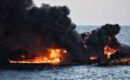 Naufrage en mer de Chine : quelles conséquences pour l'environnement ?