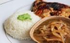 Cuisine: Yassa au poulet revisité en 40 minutes (Vidéo)