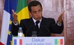 """Nicolas Sarkozy à Dakar : """"la réalité de l'Afrique, c'est une démographie trop forte pour une croissance trop faible"""""""