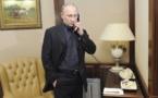 Vladimir Poutine affirme ne pas avoir de smartphone !