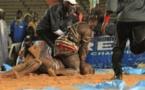 28 Photos : Ama Baldé, Papa Sow, les images choc du combat