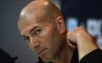 Zidane dit tout après le match aller Real Madrid-Paris Saint Germain