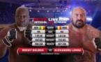 Le lutteur sénégalais Rocky Balboa mis KO par Sandu Lungu