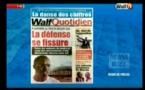 Revue de Presse WalfTv du mardi 20 février 2018 en images