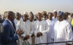 Macky Sall a inauguré la route Keur Waly Ndiaye-Fatick-Sokone pour un coût de 11, 3 milliards F CFA