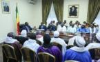Macky Sall a reçu en audience des chefs religieux de la région de Louga
