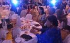 """Suivez le dîner de gala festival """"Chant des Linguères"""" avec Coumba Gawlo Seck au King Fahd Palace en sur leral. net"""