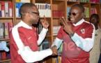Vidéo - Youssou Ndour galvanise les joueurs de Génération Foot avant le match contre Horaya