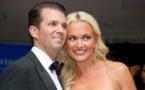 L'épouse de Donald Trump Jr demande le divorce
