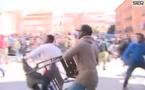 Voici le film de la manifestation des Sénégalais en Espagne, deux morts déjà enregistrés.