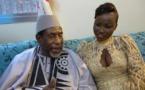 """Carnet Rose: L'artiste comédien Lamine Ndiaye épouse Yacine Mboup, l'auteur de """"Maa Tay Nob"""""""