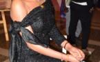Photos : Soumboulou Bathily sort sa robe noire au Grand Théâtre