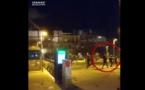 Manifestation à Madrid: Regardez comment les policiers espagnols brutalisent les immigrés sénégalais