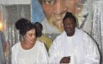 26 photos : Cheikh Béthio et son épouse Sokhna Aïda Diallo illuminent les cérémonies de mariage collectif