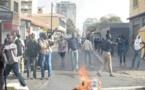 Photos : Dakar est en train de brûler