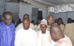 Voici les images de la visite de Serigne Cheikh Bassirou Abdou Khadr MBACKE à Keur Serigne Touba de Pikine