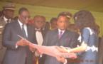 Hommage au Sergent Malamine Camara à Brazzaville