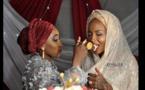 Nigéria: Son mari lui trouve une rivale et elle organise une fête pour le couple (Photos)