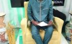 Photos : Pape Cheikh Diallo, chéri Kya Aïdara, en mode ramadan