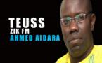 TEUSS avec Ahmed Aïdara du Samedi 19 Mai 2018 (Replay)