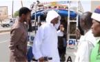 Vidéo: Kara prend un « Taxi Mbacké-Touba » pour rendre visite au Khalife
