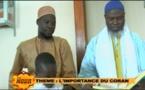 AN NOUR -Thème du jou: L'importance du Coran
