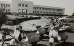 Créée en 1957 et inaugurée en 1959, l'Université de Dakar, un établissement d'excellence