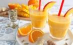 Recette ramadan : smoothie énergisant orange, carotte et gingembre