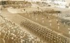 Carte postale - Le stade Demba Diop à la cérémonie de clôture de la 3e édition des Jeux de l'Amitié, en 1963 ( Vidéo)