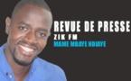 Revue de Presse du jeudi 14 juin 2018 avec Mame Mbaye Ndiaye