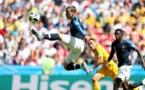 Mondial 2018 Groupe C : Pogba et la France dominent l'Australie (2-1)