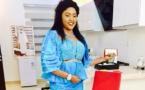 Photos : Alima Ndione vous présente sa robe