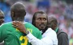 Aliou Cissé: «Toute l'Afrique est derrière nous»
