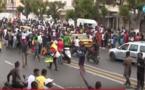 Regardez comment les jeunes du quartier Centenaire ont fêté la victoire des Lions