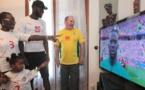 Vidéo - Coupe du monde de foot : en Gironde, la famille Sané a encouragé le fiston