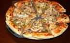 Recette - Pizza maison à la viande hachée